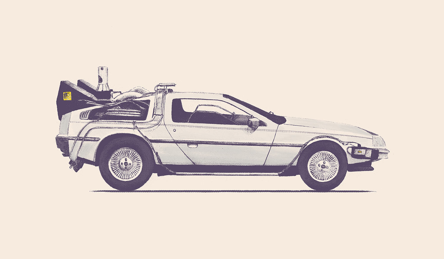 <h20>Delorean</h20><br><br><br>Famous Cars