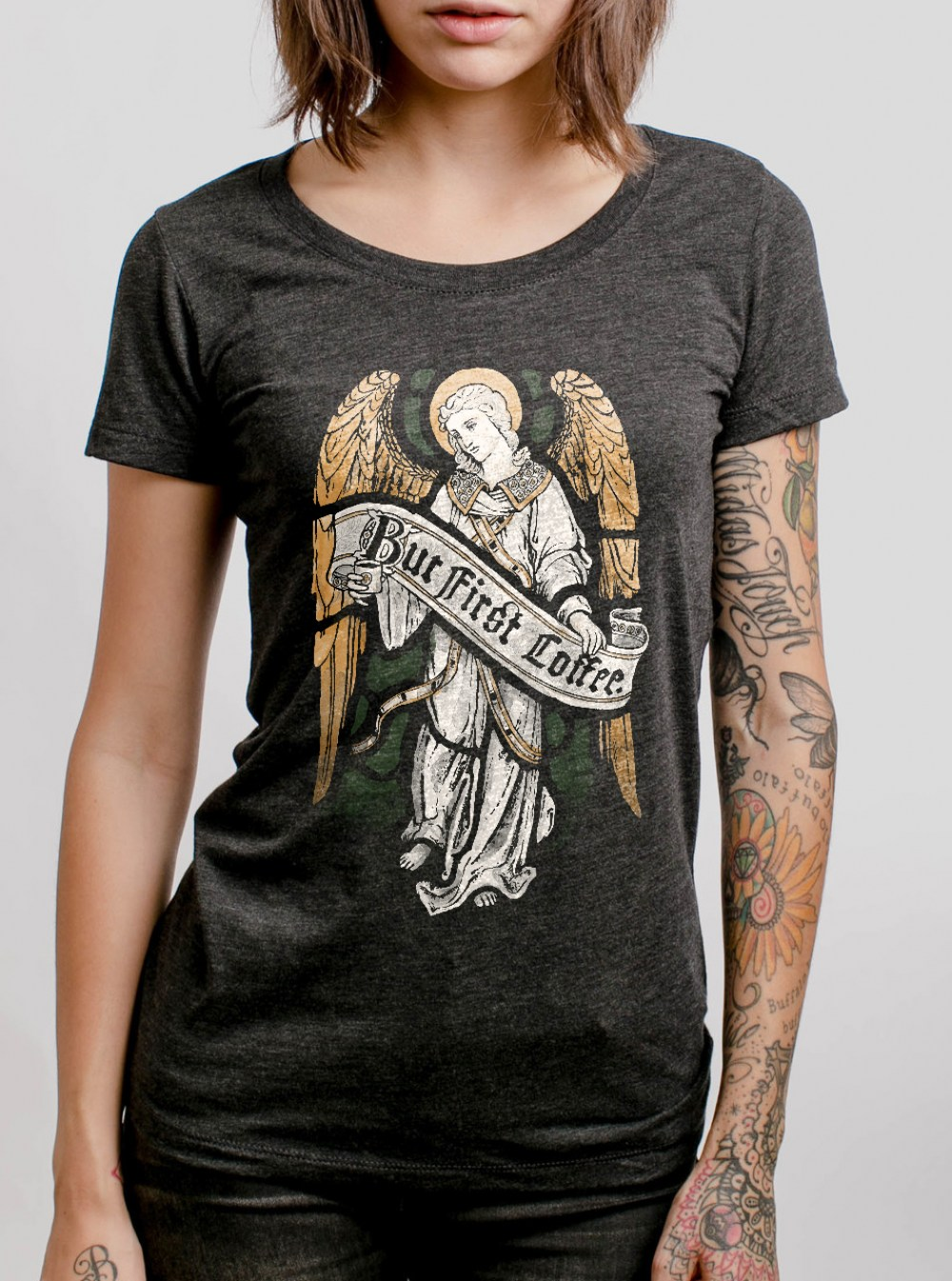 <dive><h1>Holy Coffee</h1>Threadless</dive>