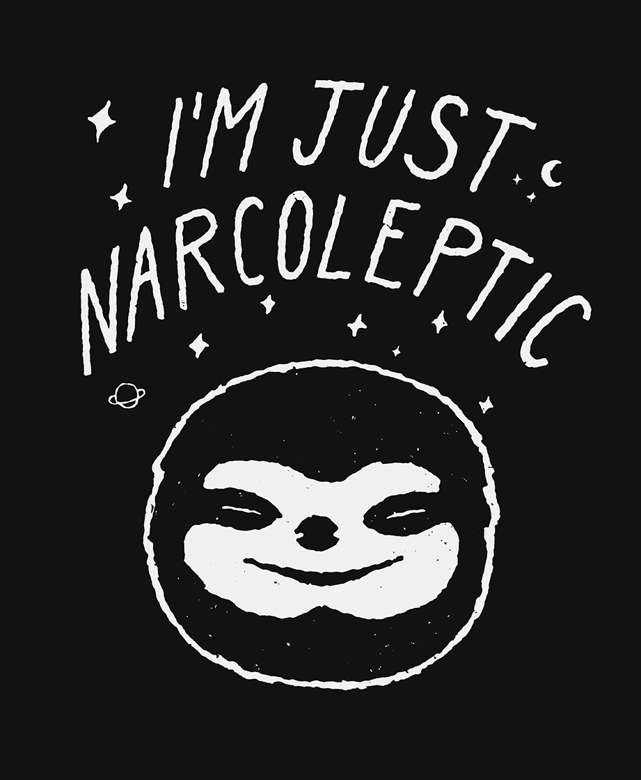 <h1>I'm Just Narcoleptic</h1>Sloth Confession