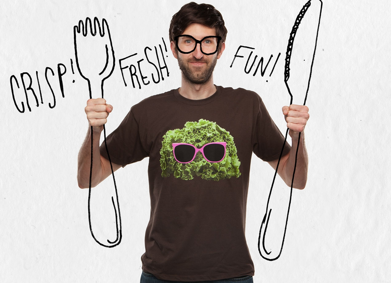 <dive><h1>Mr Salad</h1>Threadless</dive>