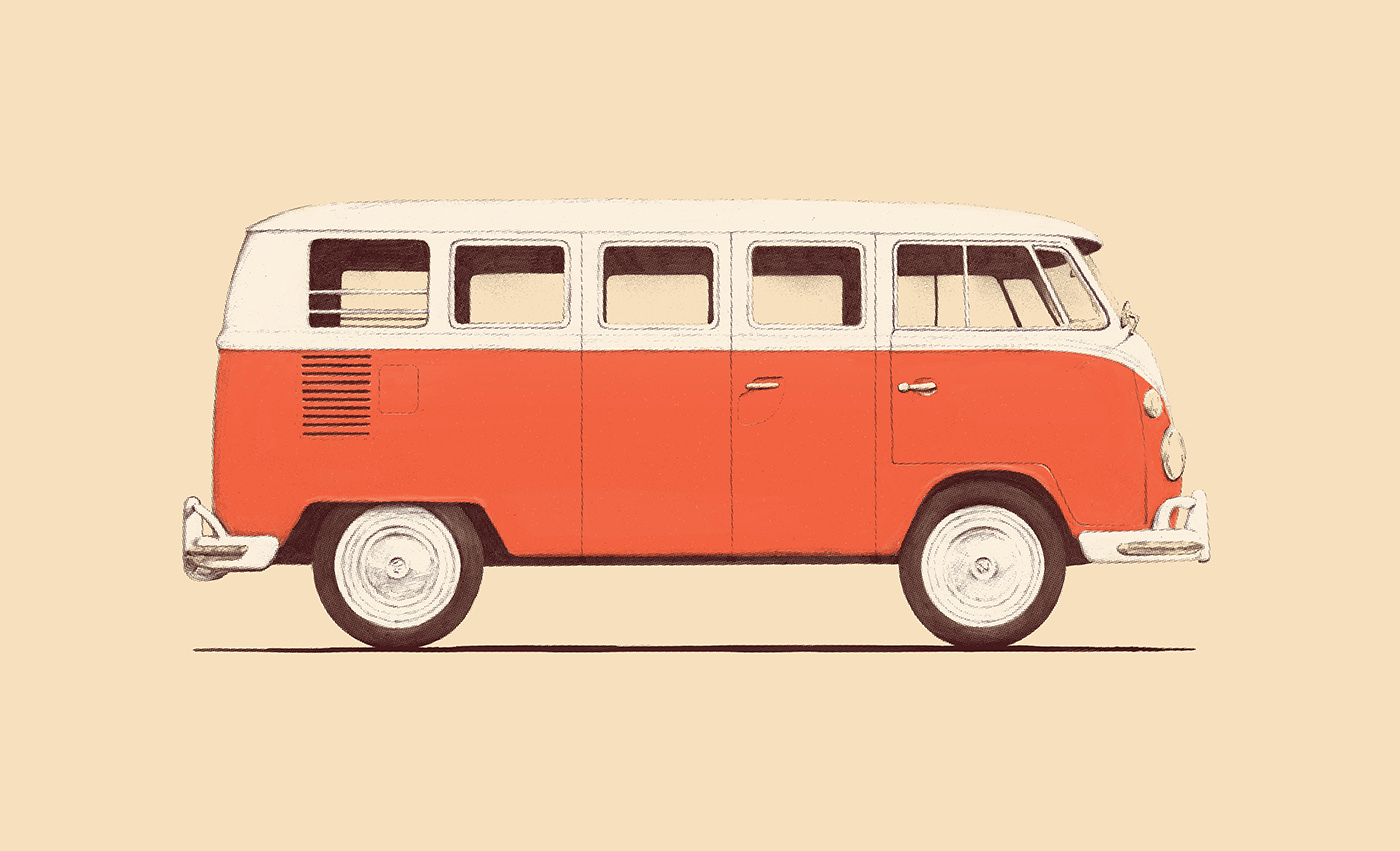 <dive><h1>Red Van</h1>Famous Cars</dive>